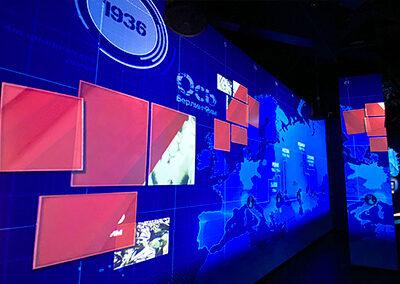 Installation of Multimedia Systems